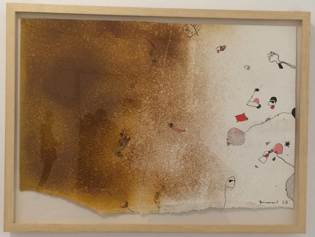Guinovart: Matèries en erupció: 1975-1985. Galeria JoanPrats