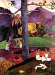 Mata Mua. Gauguin