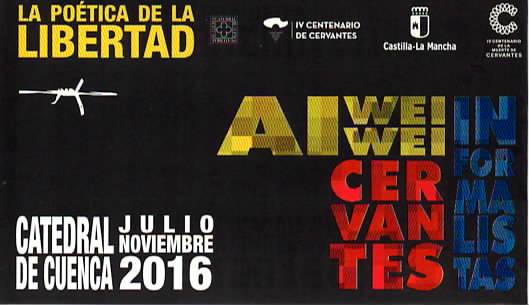 La poética de la libertad. Catedral de Cuenca2016