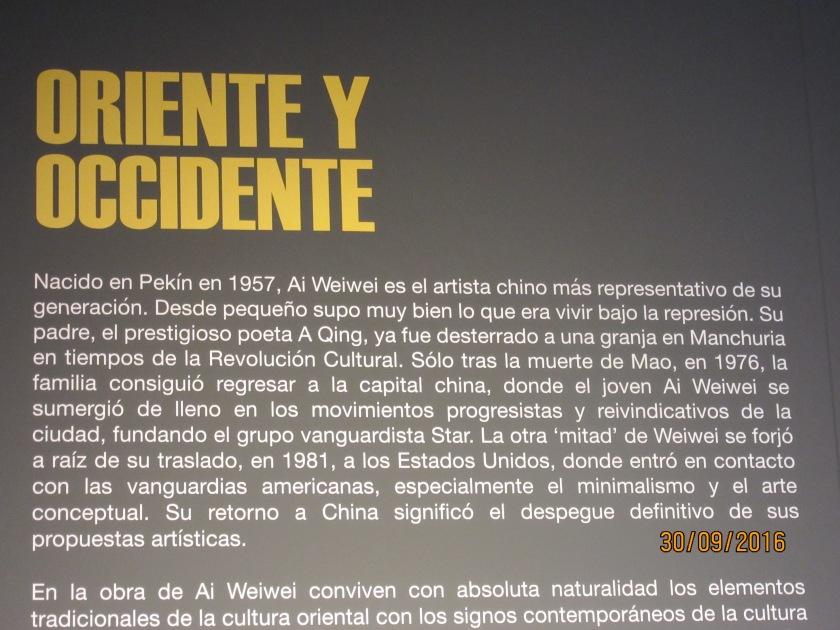 Text Ai Weiwei