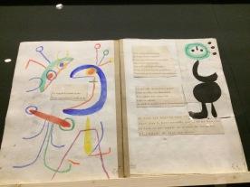 Arxiu Fundació Miró. Maqueta À toute épreuve