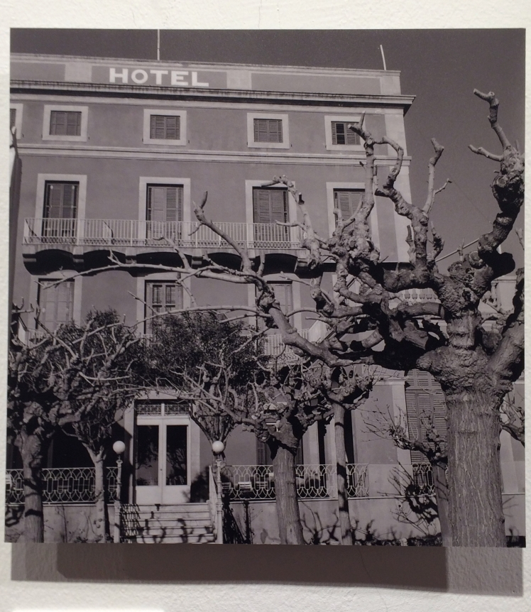 Joaquim Gomis. Sitges.1940. Hereus Joaquím Gomis. Fundació Joan Miró, Barcelona