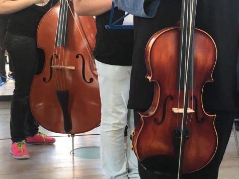 Els instruments. Vozes. Orquestra joves