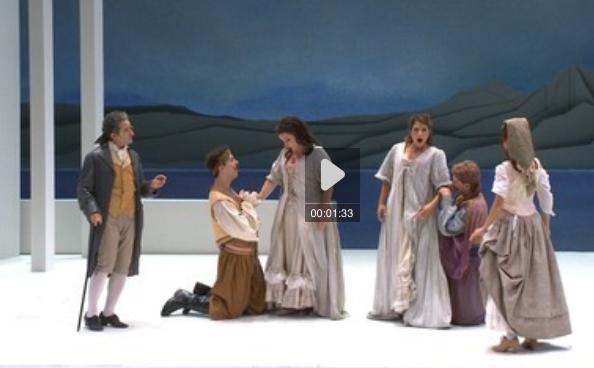 Così fan tutte. W.A. Mozart. Òpera deSabadell