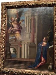 Greco. Anunciació. Col·lecció Thyssen