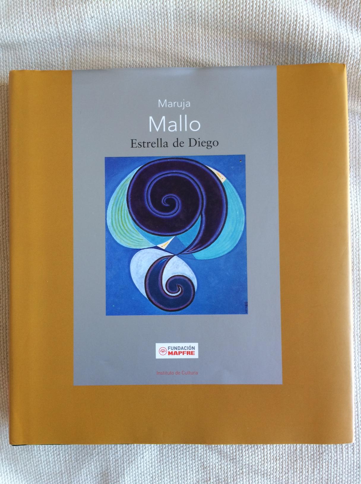 Estrella de Diego. Maruja Mallo. Fundación MAPFRE