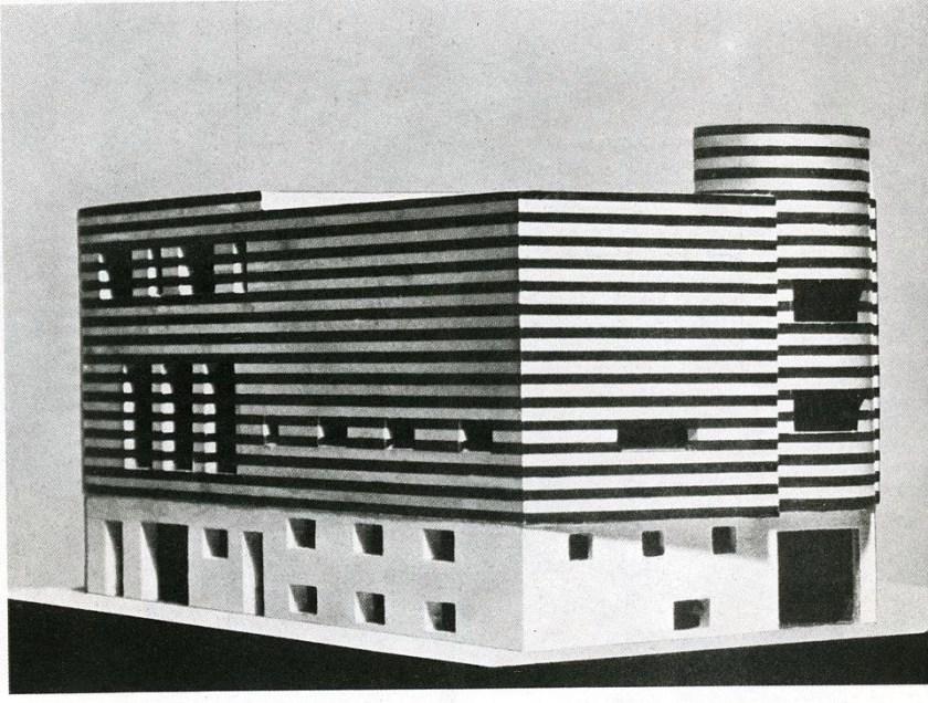 Adolf Loos. Josephine Baker house