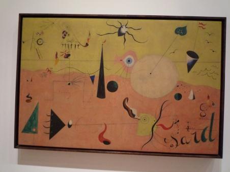 Joan Miró. Paissatge
