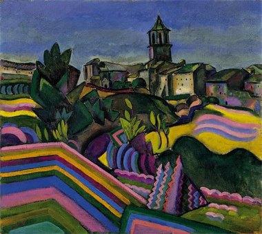 Joan Miró. Poble Prades