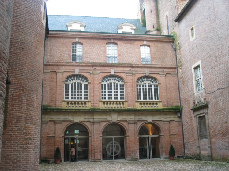 Museu Toulouse-Lautrec. Albí