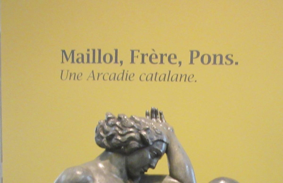 Exposició Maillol, Frère i Pons
