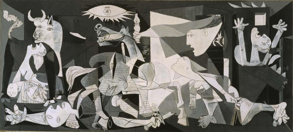 Repensar Guernica. Museo Nacional ReinaSofia