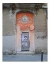 Porta de la Teixidora del Poblesec
