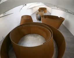 La materia del tiempo. Richard Serra