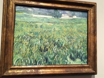 Van Gogh. Casa d'Anvers. 1890
