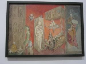 Leonora Carrington. Transferences, 1963. Tate Modern