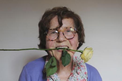 Maria Lassnig. Fundació AntoniTàpies
