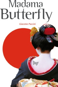 Cartell Òpera Sabadell Madama Butterfly