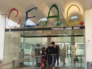 Centre d'Estudis d'Art Contemporani. Fundació Miró