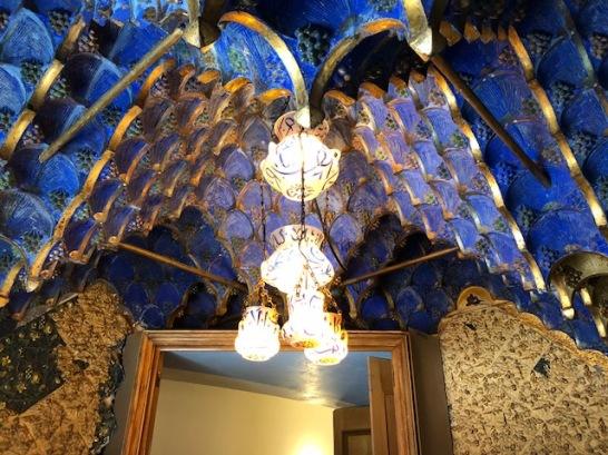 Casa Vicens. Antoni Gaudí. Entrada