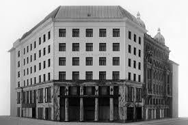 Looshaus in MichaelerPlatz, Adolf Loos, 1909