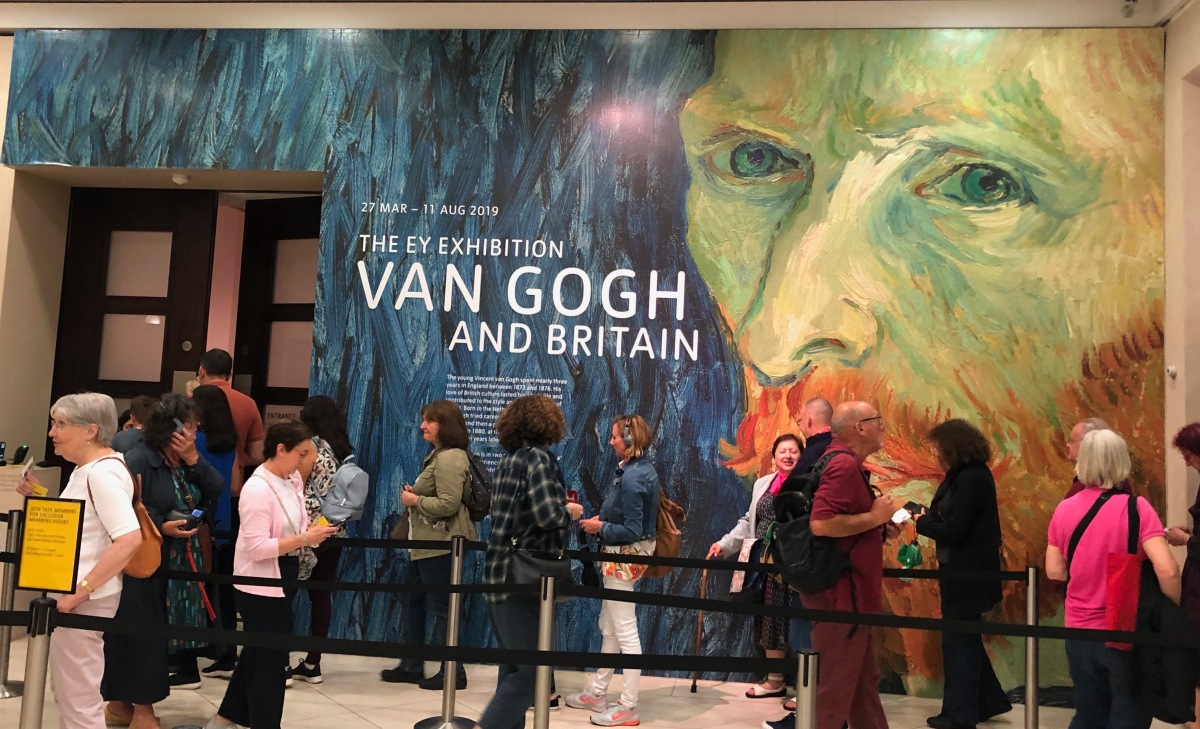 Van Gogh andBritain
