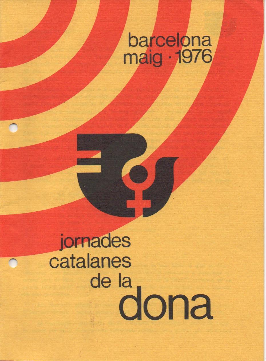 Jornades Catalanes de la Dona.1976