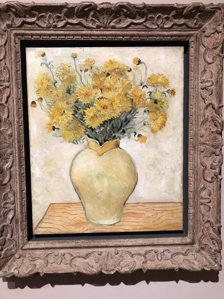 Christopher Word. Yellow Chrysanthemums. 1925