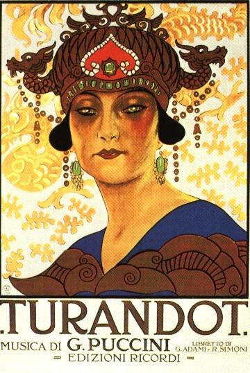Cartell Turandot