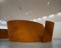 Richard Serra. Torsión espiral izquierda ...
