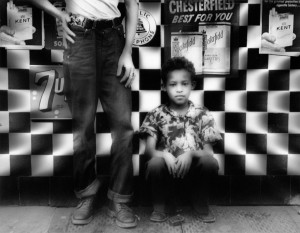 Candy Store, Amsterdam Avenue, New York 1954_©William Klein