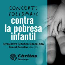 Concerts solidaris contra la pobresainfantil