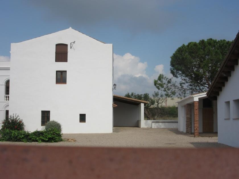 Antiga casa dels masovers. Mas Miró. Mont-roig del Camp