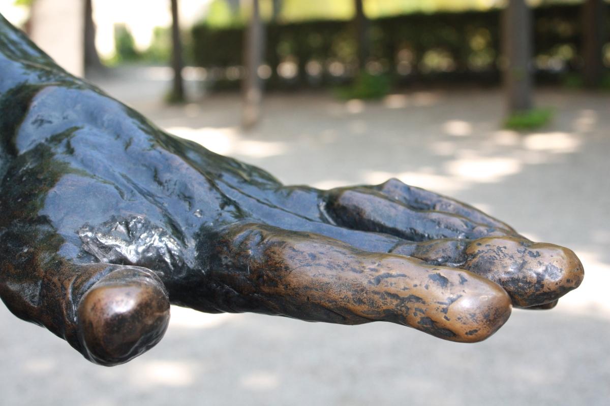 L'infern segons Rodin. FundaciónMapfre