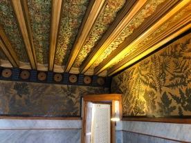 Casa Vicens. Antoni Gaudí. Habitació matrimoni