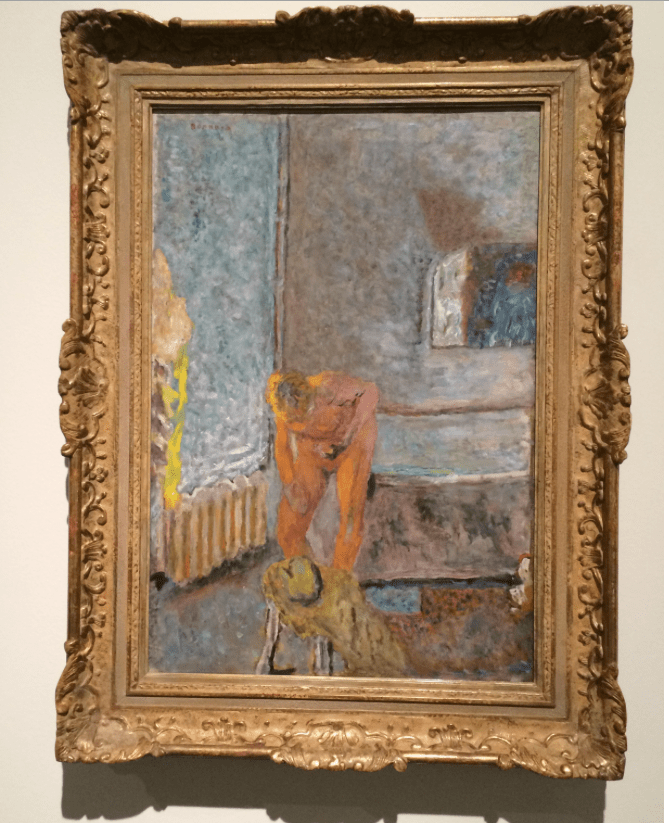 Pierre Bonard. Nude in an Interior