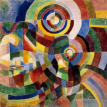 Sonia Delaunay. Prismas eclécticos. 1915. Colecció Centro Pompidour